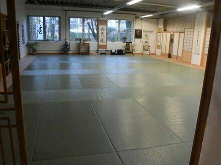 Kampfkunst, Dojo, Reha, Schwangerschafts Gymnastik, Yoga o ä.