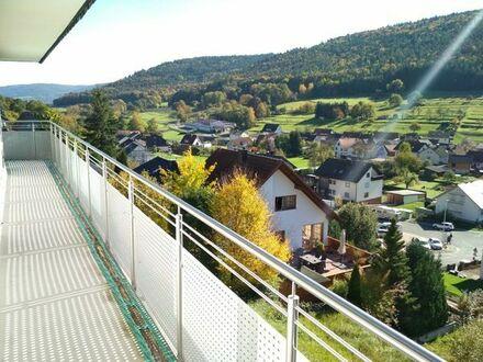 Sonnige und gepflegte Lage - Familienhaus mit Panoramablick