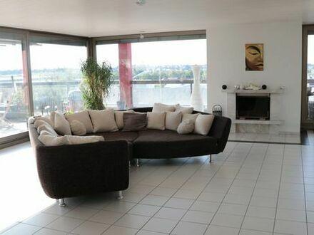hochwertige 4 Zi. Penthouse Wohnung Heilbronn-Sontheim