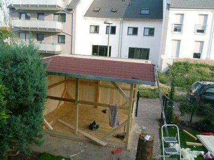 Baue Gartenhaus ,Blockhäuser ,anbauten, vorbauten, Garagen auf Naturbasis aus holz, schlüsselfertig