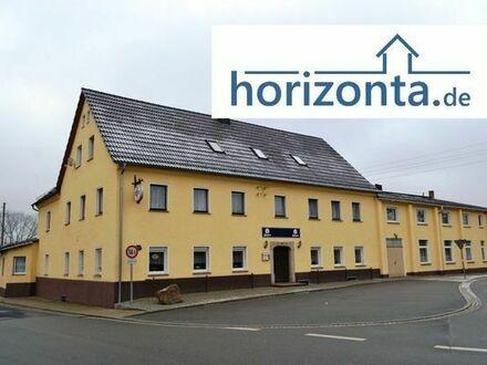 Moderner Landgasthof am Bärwalder See mit Saal, Wohnungen u. Solaranlagen