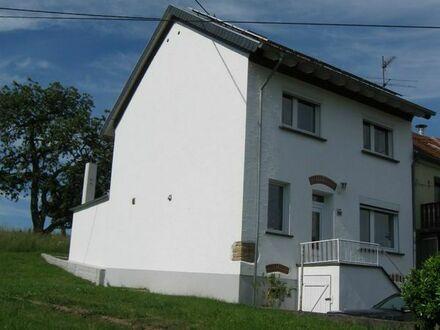 Wohnhaus, ehemaliges Kleinst - Bauernhaus, sofort bezugsfähig