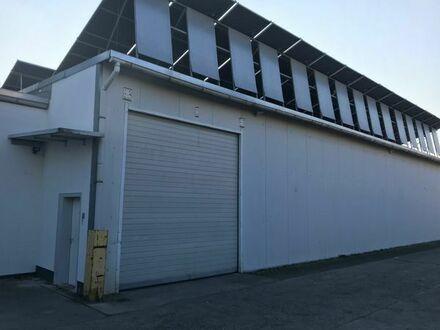 Lager Produktionshalle mit Büroräumen