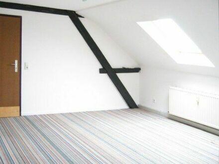 2-Zimmer Dachgeschoß in Krefeld Zentrum