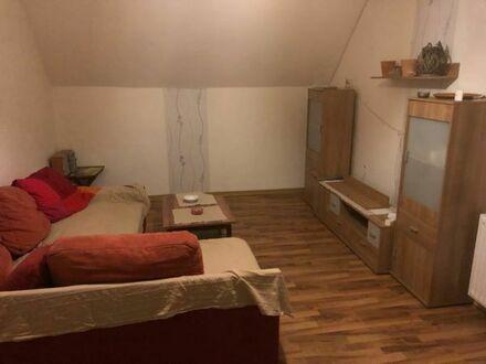 3 Zimmer Küche Bad Wohnung voll möbliert