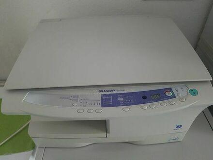 Multifunktionsgerät sharp AL1217D Laserdrucker