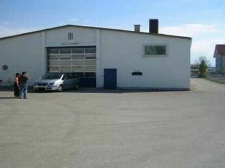 Immobilienanlage Gewerbe Halle Investitionsanlage 5% Gewerbeimmobilie Weilheim Trifthof
