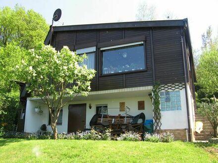 Beste, ruhige Lage - helles, gepflegtes Ferienhaus/ Wohnhaus im Odenwald