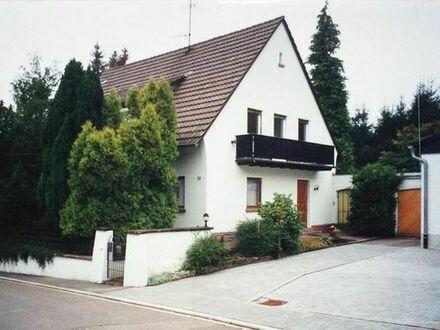 Wohnhaus bei Heidelberg mit grossem Garten zu verkaufen