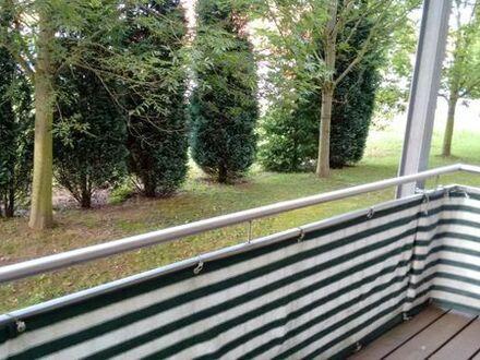 Landau-Ile de France: 3 ZKB-Wohnung mit Balkon, erhöhtes EG, ab Oktober/November zu vermieten