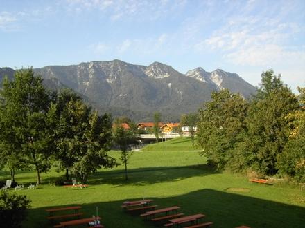 Ruhige Ferien- Wohnung in Inzell