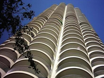 Hotelturm Tower Maiskolben