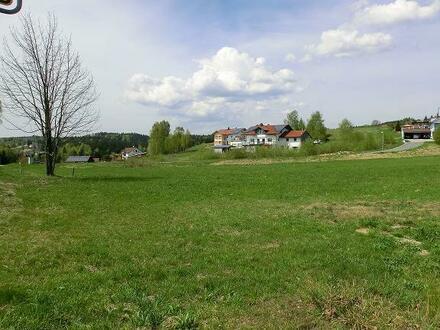 Baugrundstücke in 94089 Neureichenau