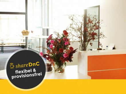 Untermieter für 2 Büroräume inkl. Empfang, Konfi, Küche&Garten gesucht - All-in-Miete