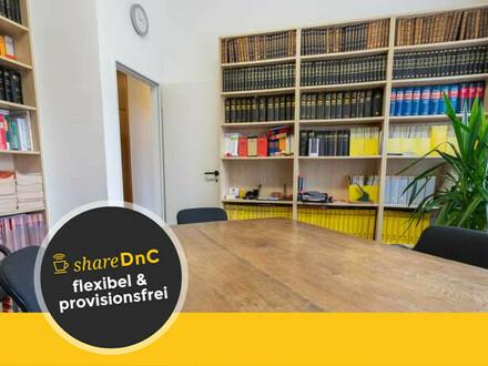 Heller Büroraum in netter Bürogemeinschaft in Dornbusch - All-in-Miete
