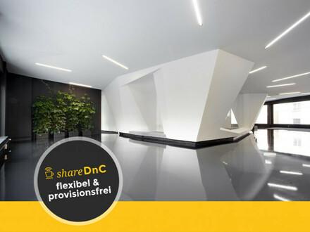 Open Space Arbeitsplatz im Zentrum von Stuttgart für Kreative - All-in-Miete
