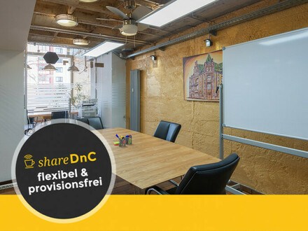Bürofläche in Coworking Space - All-in-Miete