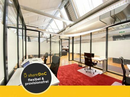 Modernes Loftbüro im Coworking Space Elmshorn - All-in-Miete
