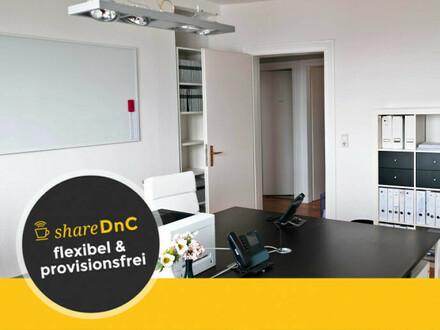Büroräume in Jugendstilvilla bei Marketingagentur - All-in-Miete