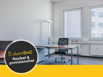 Einzel- und Doppelbüros in Eppendorf - All-in-Miete
