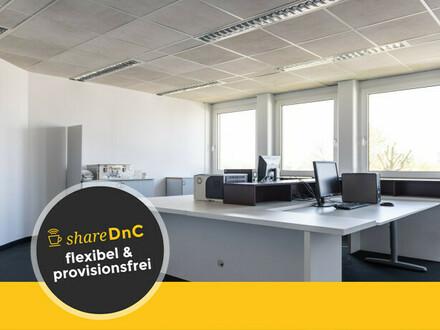 Büroräume in Flughafennähe DUS - All-in-Miete