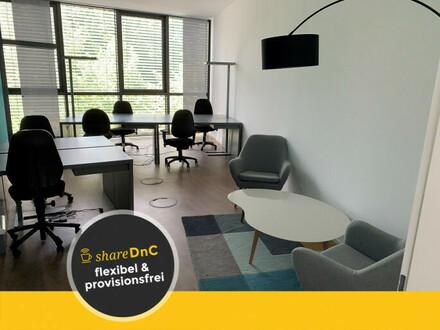 Moderner Büroraum für Zwischenmieter - Bestlage Rheinauhafen - All-in-Miete