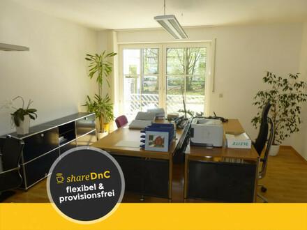 Möblierte Zimmer in Bürogemeinschaft - All-in-Miete