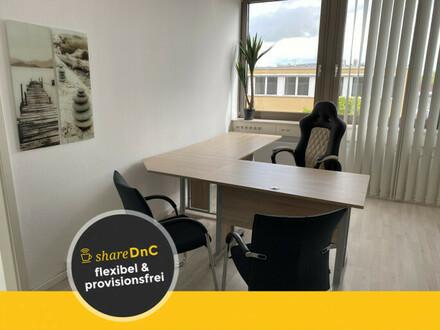 Moderne und möblierte Büroräume in top Lage in Frankfurt - All-in-Miete