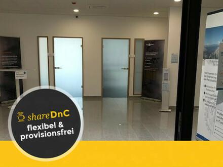 Helle klimatisierte Büroräume mit Besprechungsraum - All-in-Miete