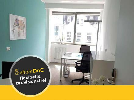 Flexible Büros und Coworking in der Innenstadt - All-in-Miete