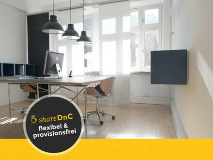 Komplett ausgestatteter Arbeitsplatz in der Hamburger Altstadt - All-in-Miete