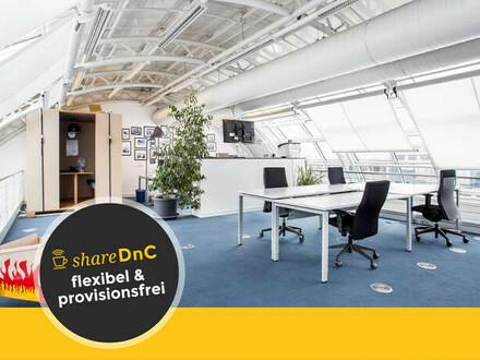 Offene Arbeitsplätze mit Dachterrasse in der Maxvorstadt - All-in-Miete