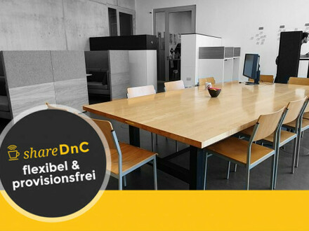 Coworking und Inspiration - All-in-Miete