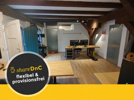 Coworking Platz für Grafiker Mediengestalter und Videoeditor innen - All-in-Miete
