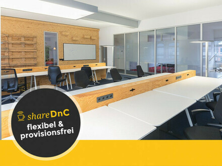 Completely furnished office space for rent - All-in-Miete