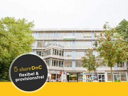 Heller Büroraum in Bogenhausen - All-in-Miete