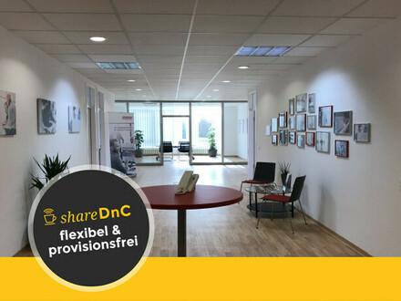 Nachmieter für helle und renovierte Büroetage in Mannheim gesucht - All-in-Miete