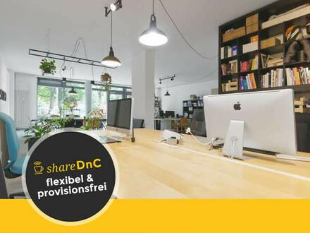 Arbeitsplätze in coolem Kreativ-Space in Friedrichshain - All-in-Miete