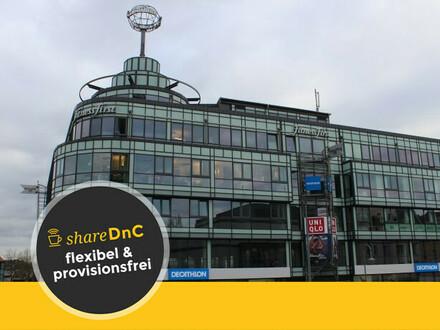 Arbeitsplätze - Büroräume zentral in Berlin Schlossstrasse mieten - All-in-Miete