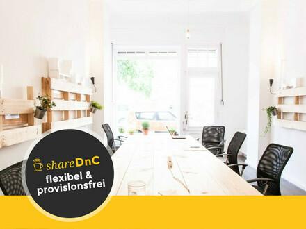 Büroraum und Tischplätze in Gemeinschaftsbüro in Schöneberg - All-in-Miete