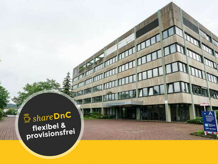 Büroräume und Arbeitsplätze in Offenbach-Waldhof - All-in-Miete