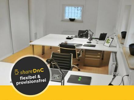 Freie Arbeitsplätze in Coworking Space in Untertürkheim - All-in-Miete