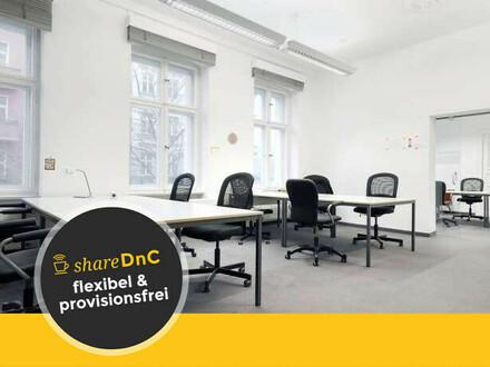 Büroraum in familienfreundlichen Coworking Space im Prenzlauer Berg - All-in-Miete