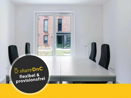 Schöne und großzügige Büroräume im ruhigen Hamburg Barmbek - All-in-Miete