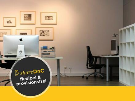 Büroraum und Arbeitsplätze in einer Full-Service Agentur - All-in-Miete