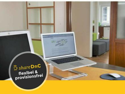 Freie Plätze und ein Büroraum zur Untermiete im Schanzenviertel - All-in-Miete
