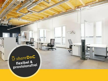Offene Arbeitsplätze in kreativen Bürogemeinschaft in Berlin - All-in-Miete