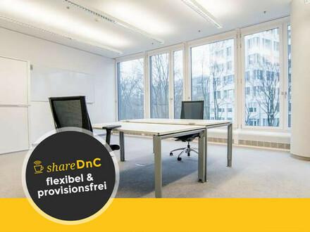 Büroraum zur Untermiete im Sky Office inkl. Office-Service - All-in-Miete