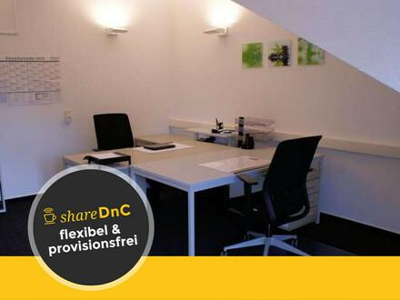 Ruhig gelegener und möblierter Büroraum in Rodenkirchen - All-in-Miete