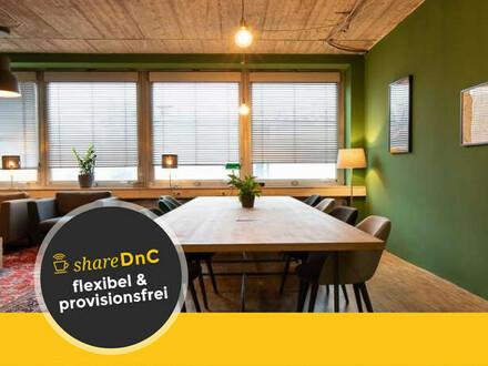 Clean Desk Arbeitsplätze in Multi-Corporate Startup Accelerator - All-in-Miete